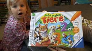Kinderbetten Ab 3 Jahre : tiptoi alle meine tiere ravensburger ab 3 jahre teil 193 youtube ~ Bigdaddyawards.com Haus und Dekorationen