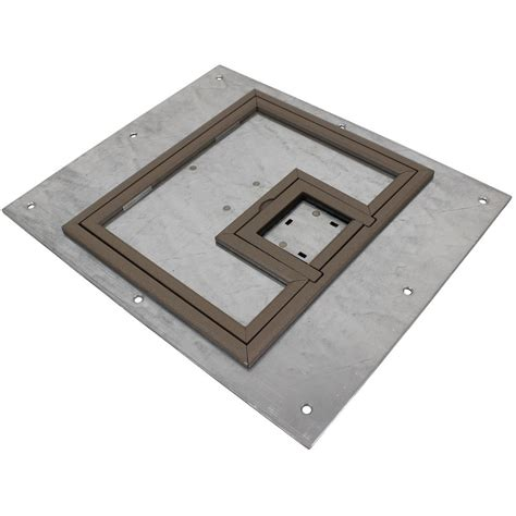 Fsr Floor Box Covers by Fsr Fl 500p Plp Cly C Ul Cover W 1 4 Quot Painted Clay Flange