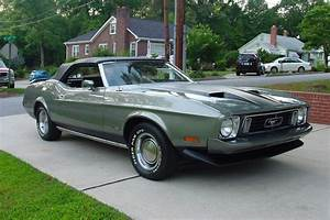 1973 FORD MUSTANG CONVERTIBLE - 208440