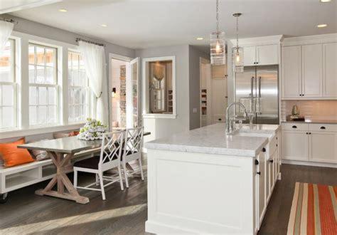 d駻ouleur cuisine couleur de peinture pour salle a manger salon cuisine ouverte deco maison moderne