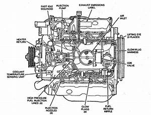 Mercruiser Engine Parts Diagram