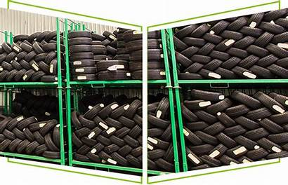 Storage Solutions Tire Vertical Systems Loeb Felix