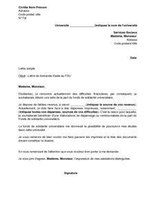 modele de lettre au prefet pour regularisation lettre explicative de situation modele lettre officielle