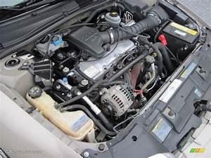 2002 Chevrolet Cavalier Ls Sedan 2 2 Liter Ohv 8