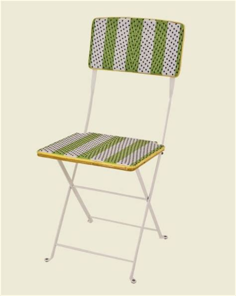 chaise drucker folding chairs tuileries collection maison drucker