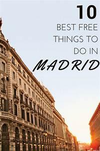 Reiseführer Madrid Und Umgebung : die besten 25 madrid travel ideen auf pinterest madrid ~ Kayakingforconservation.com Haus und Dekorationen