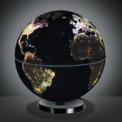 the city lights globe hammacher schlemmer