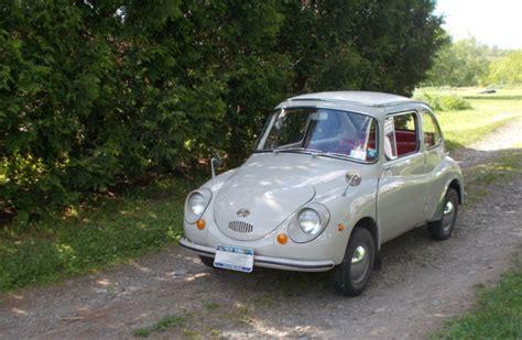 Kei Cars For Sale Usa by 1969 Subaru 360 Deluxe Sedan Coupe Kei Micro Car