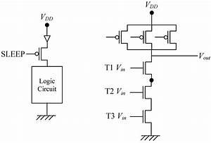Nor Gate Transistor Level Schematic Nor Gate Inverter ...