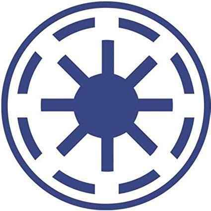 star wars republic logo   cliparts  images