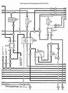 Fuel Injection Wiring Diagram  Part 2 Of 7