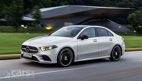 New Mercedes by New Mercedes A Class Saloon For Uk Europe Revealed Cars Uk