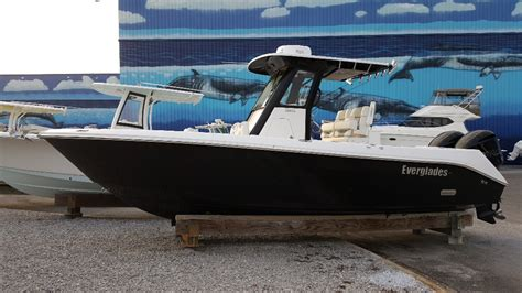 Used Everglades Boats For Sale In Florida by Everglades 255cc Boats For Sale Boats