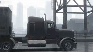 gta iv truck and trailer - YouTube