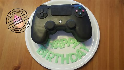 ps torte  playstation ps controller cake  controller