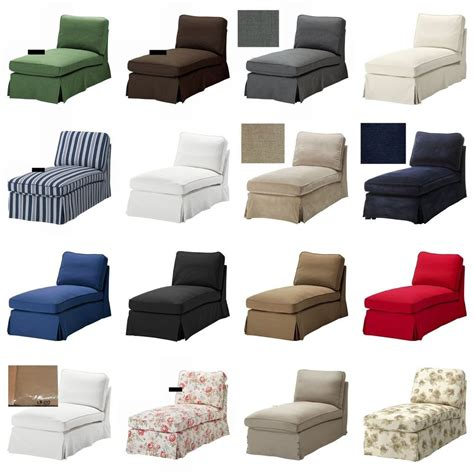 chaises longues ikea ikea ektorp free standing chaise longue slipcover cover