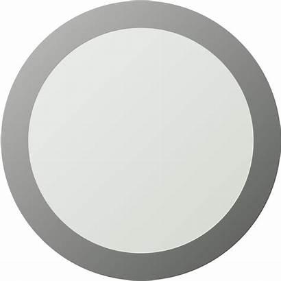 Circle Gray Open Empty Transparent Pngio