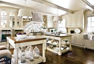 city island living kitchen