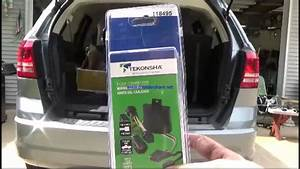 How To Install 4 Pin Trailer Wiring On A Dodge Journey