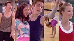 A Troupe Auditions (Group 3) The Next Step Extended Dances (Season 2) YouTube