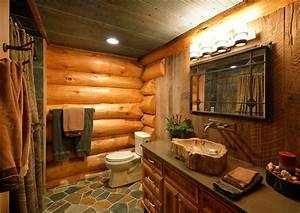 Corrugated metal ceiling bathroom rustic with reclaimed