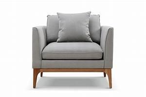 Canapé Et Fauteuil Scandinave : fauteuil design scandinave brenno dewarens ~ Teatrodelosmanantiales.com Idées de Décoration