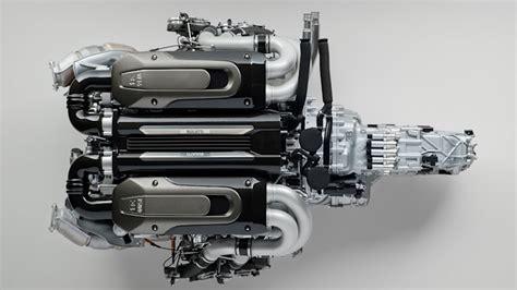 Unlike his competitors, ettore bugatti did not design and build his cars, he gave birth to them. Amalgam Bugatti Chiron Engine Photo Gallery   Autoblog