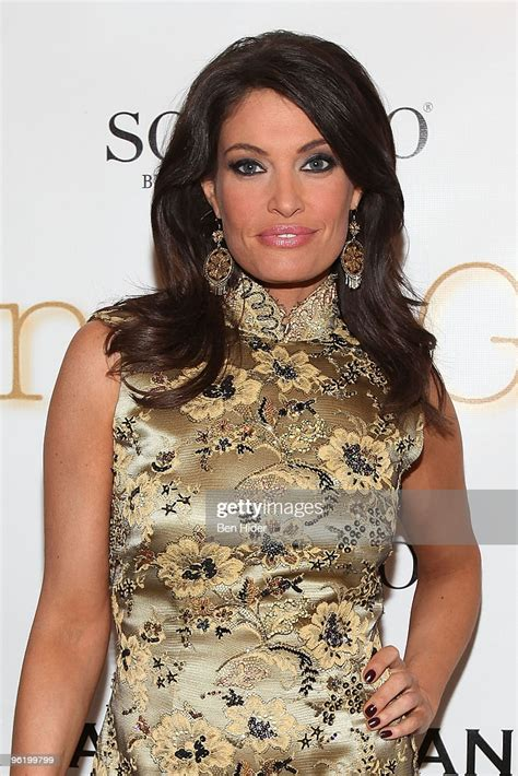 kimberly guilfoyle personality premiere york attends television getty grace society falling january hider ben asia