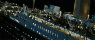 titanic sinking gifs find share on giphy