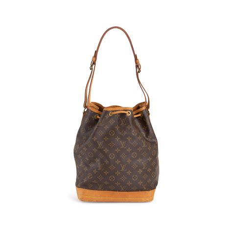 authentic  hand louis vuitton noe gm bucket bag pss     collection