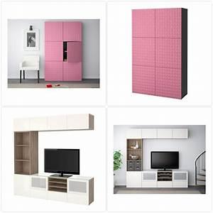 Besta Tv Schrank : ikea besta system stilvolle m belkollektion f r mehr stauraum ~ Watch28wear.com Haus und Dekorationen