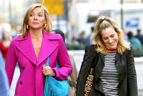 Kim Cattrall Why I Wont Do Sex And The City
