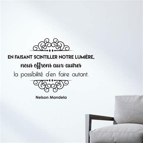 carreaux ciment cuisine sticker citation nelson mandela notre lumière stickers citations français ambiance sticker