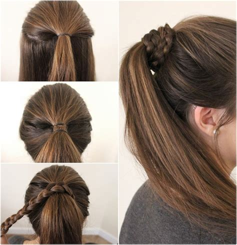 simple hairstyles  girls  simple hairstyle  girls