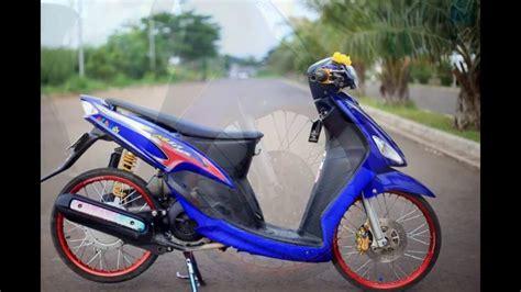 Modif Mio Sporty Ala Thailand by Yamaha Mio Sporty Thailand Yamaha Mio Thailand Ep1