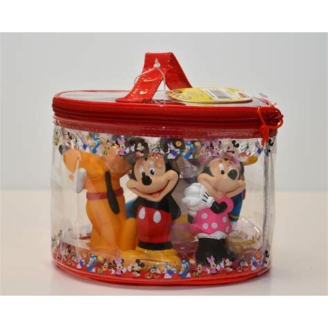 Mickey Mouse Bathroom Set Uk by Mickey Mouse Clubhouse Squeeze Bath Set