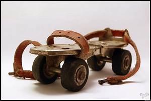 Patin A Roulette Vintage : patin roulette ~ Dailycaller-alerts.com Idées de Décoration
