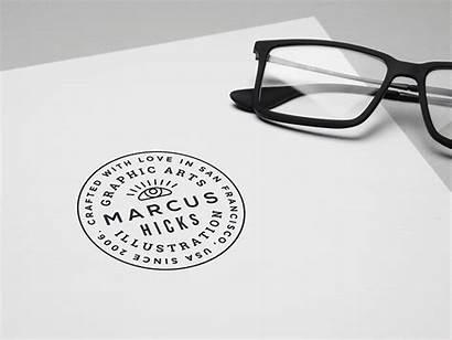 Glasses Mock Mockup Dribbble Designer Psd Raul