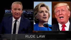 Bill Maher's Urgent Plea for Decency in U.S. Politics ...