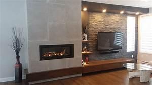 Fixer Une Télé Au Mur : meuble tv fixer au mur maison design ~ Premium-room.com Idées de Décoration