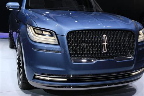 New 2018 Lincoln Navigator On Display At The North