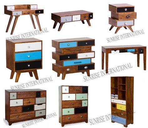 furniture vintage style retro stijl meubels kast in mango hout vintage meubels 1142