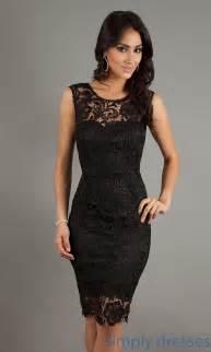 black cocktail dresses for weddings sleeveless lace cocktail dress dress simply dresses