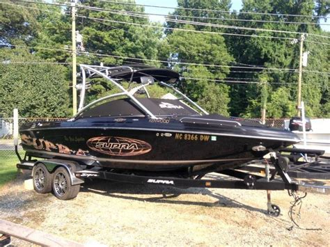 Supra Power Boats by 2009 Supra 22ssv Power Boat For Sale Www Yachtworld
