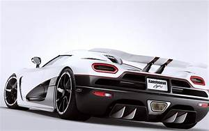 White Car Koenigsegg Agera R Best Wallpapers HD / Desktop