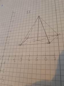 Grundfläche Pyramide Berechnen : pyramide fehlende koordinaten der eckpunkte der pyramide ~ Themetempest.com Abrechnung