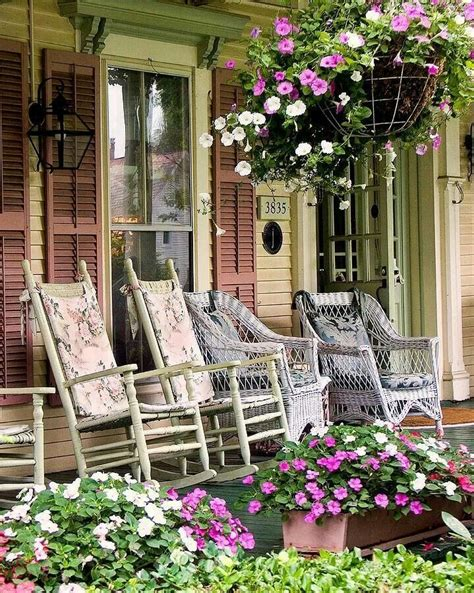 Sweet Garden Retreats by Sweet I Luxury Porch I Flower Garden Groveliving