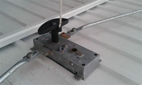 how to change a garage door lock replacing a novoferm garage door lock home improvement stack exchange