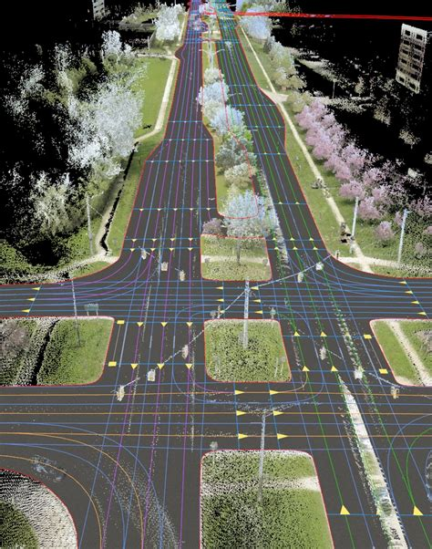 introduces hd maps  highly automated vehicle testing