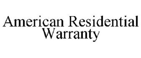 american residential warranty browse trademarks by serial number justia trademarks